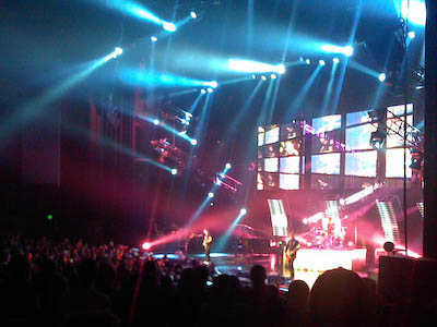 Muse live in Dallas