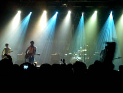 Bloc Party live at House of Blues in Dallas 9/22/2007