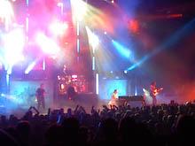 Evanescence live 20071030