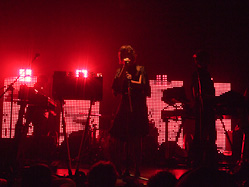 Ladytron live in Dallas 20090421