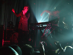 The Faint live in Dallas 20090421